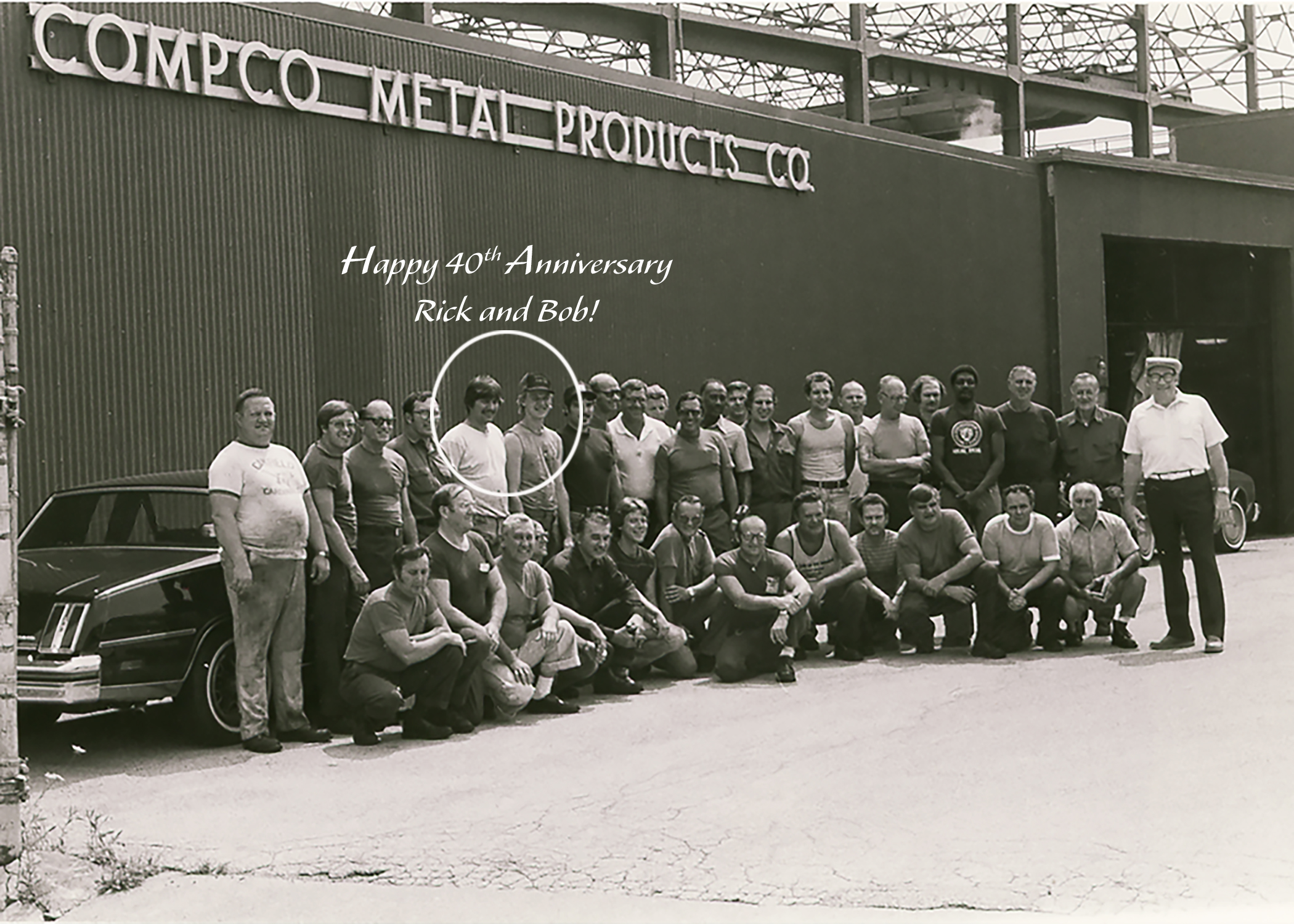 Compco Metal Products, 1980